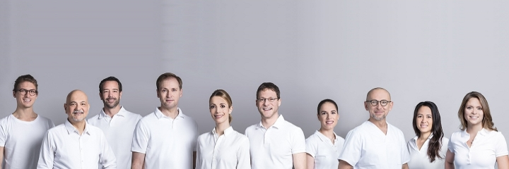 Zahnarzt Zürich Zentrum - Team
