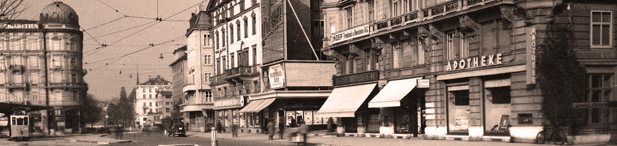 Bellevue Zahnärzte Zürich