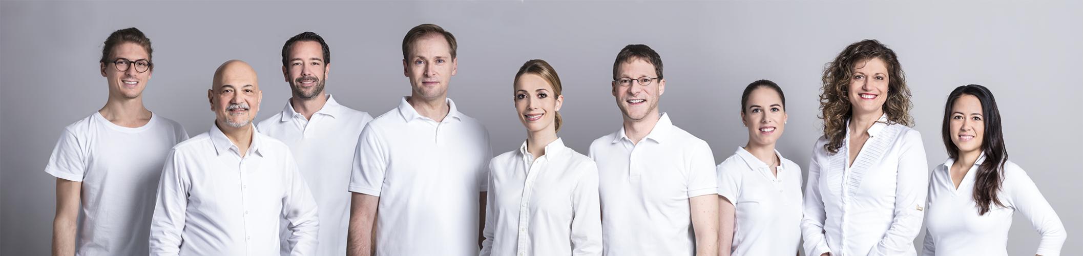 Team Bellevue Zahnärzte Zürich