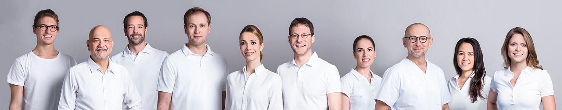 Zahnärzte Team Zürich